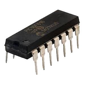 Micro-controller-PIC16F616 IC