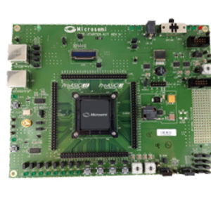 A3PE1500 ProASIC3 Starter Kit FPGA Evaluation Board